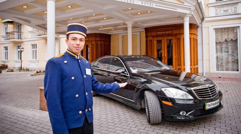 Гостиница Украина *** - Отель в Симферополе