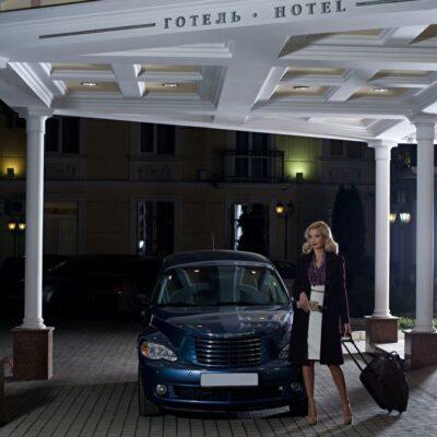 Гостиницы Симферополя