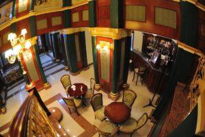 Лобби бар в гостинице Украина г.Симферополь