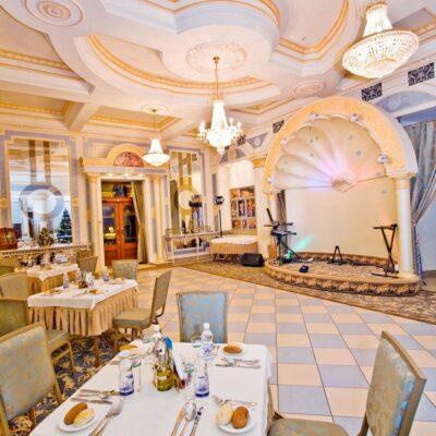 Роскошные выходные в гостинице Украина Симферополя