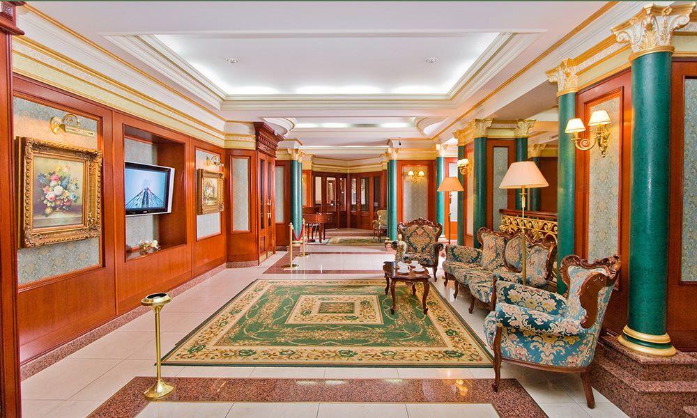 Гостиница Украина - Отель в Симферопроле
