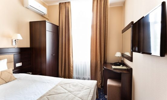 Номер: Одноместный 1 - гостиница Украина