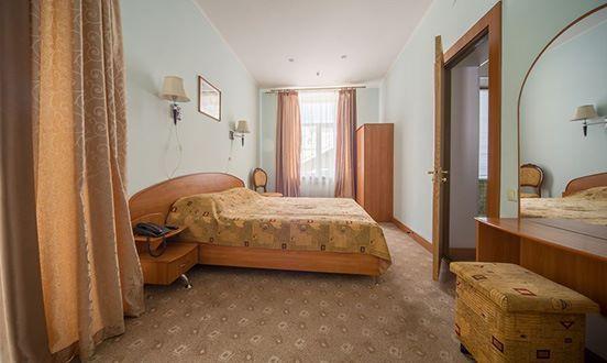 Номер: Комфорт - гостиница Украина