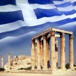 Греческие паломники в Крыму