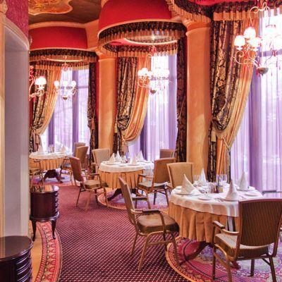 Ресторан «Украина» в Симферополе