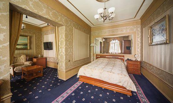Номер: Премиум - гостиница Украина