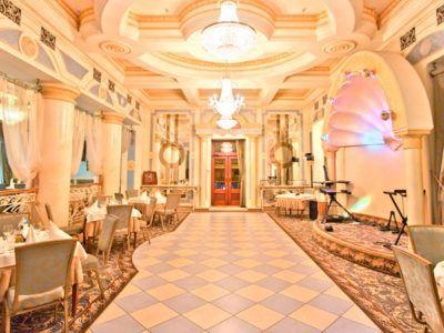 Ресторан Украина - гостиница Украина **