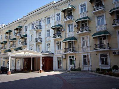 """Гостиница """"Украина"""" ** г.Симферополь"""