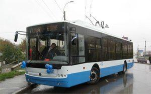 Обзорная троллейбусная экскурсия по городу