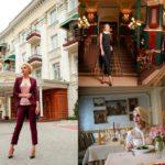 Фотосессии в отеле «Украина»