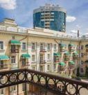 """Номер: Одноместный 1 - гостиница """"Украина"""""""