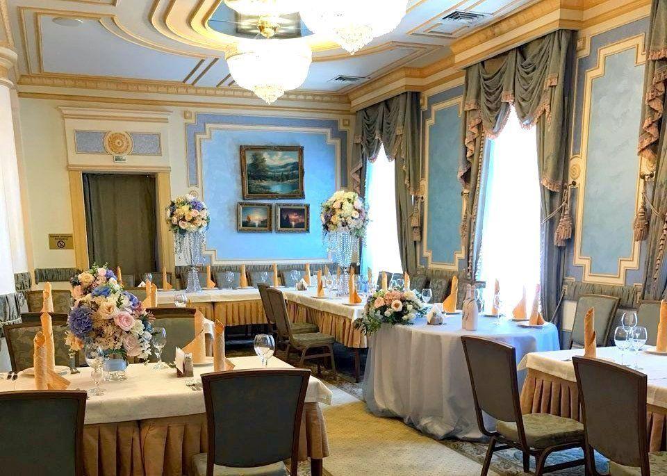 Акция «Свадьба в отеле «Украина»