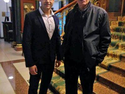 Народный артист России Борис Щербаков